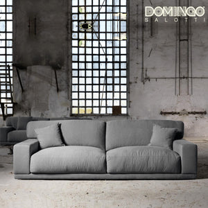 Contemporary modular 4 seater sofa Doyle