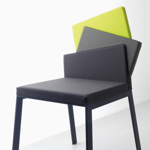 Karina Dining Contemporary upholstered chair by Compar