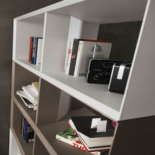 Load image into Gallery viewer, Modern room divider bookcase Lego