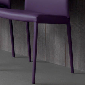 Marilyn tall upholstered dining chair