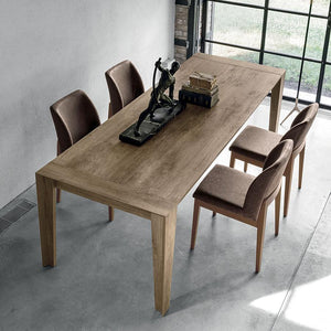 Levante laminate extending dining table by Target Point