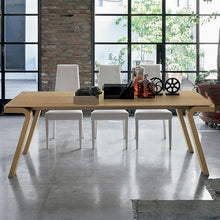 Load image into Gallery viewer, Maciste laminate extendable dining table by Target Point