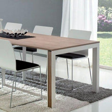 Load image into Gallery viewer, Modern design console extending dining table