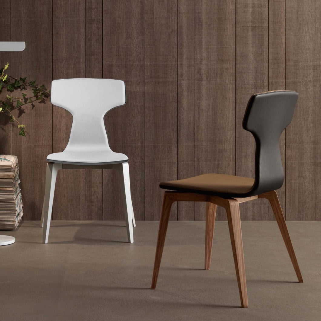 Monika Dining chair Modern Italian design by Compar