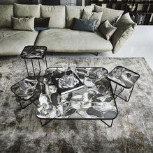 Load image into Gallery viewer, Benny Keramik ceramic side coffee table by Cattelan Italia