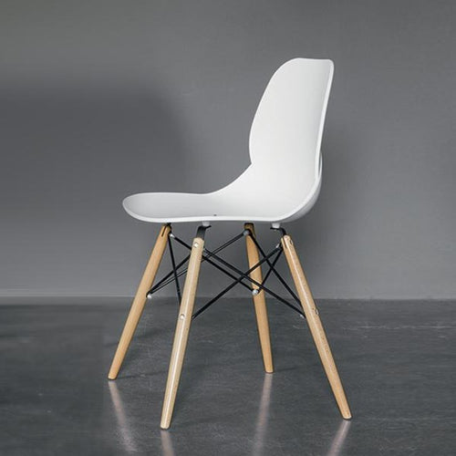 Caligola wood Eiffel legs