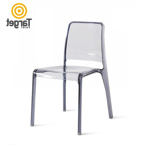 Stackable plastic modern chair Futura by Target Point