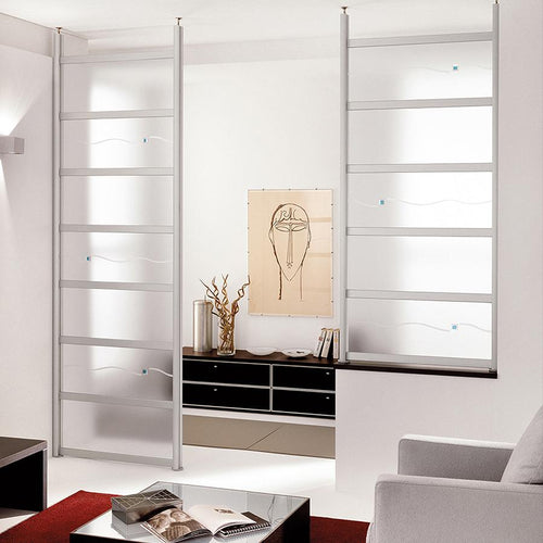 Natasha half fitting wall partition by La Primavera