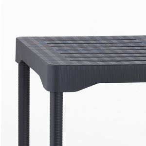 Olly technopoly garden side table by Scab Design - myitalianliving