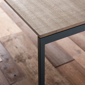 Oscar fixed extending dining table by Sedit - myitalianliving