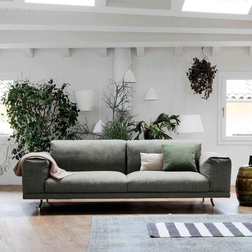 Poldo modern sectional sofa by Dall'Agnese - myitalianliving