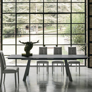 Ponente 180 extending dining table by Target Point