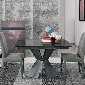 Poseidone extending dining table