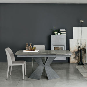 Poseidone extending dining table by Target Point