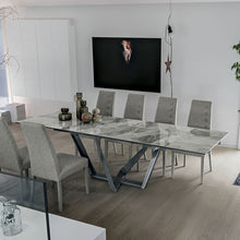 Load image into Gallery viewer, Priamo ceramic extending dining table