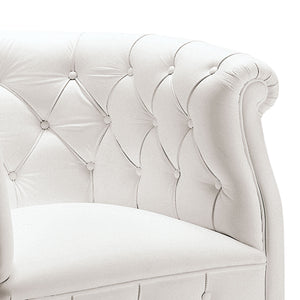 Classic Italian luxury 2 seater sofa