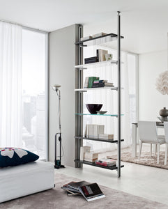 Ruby wall mounted room partition by La Primavera