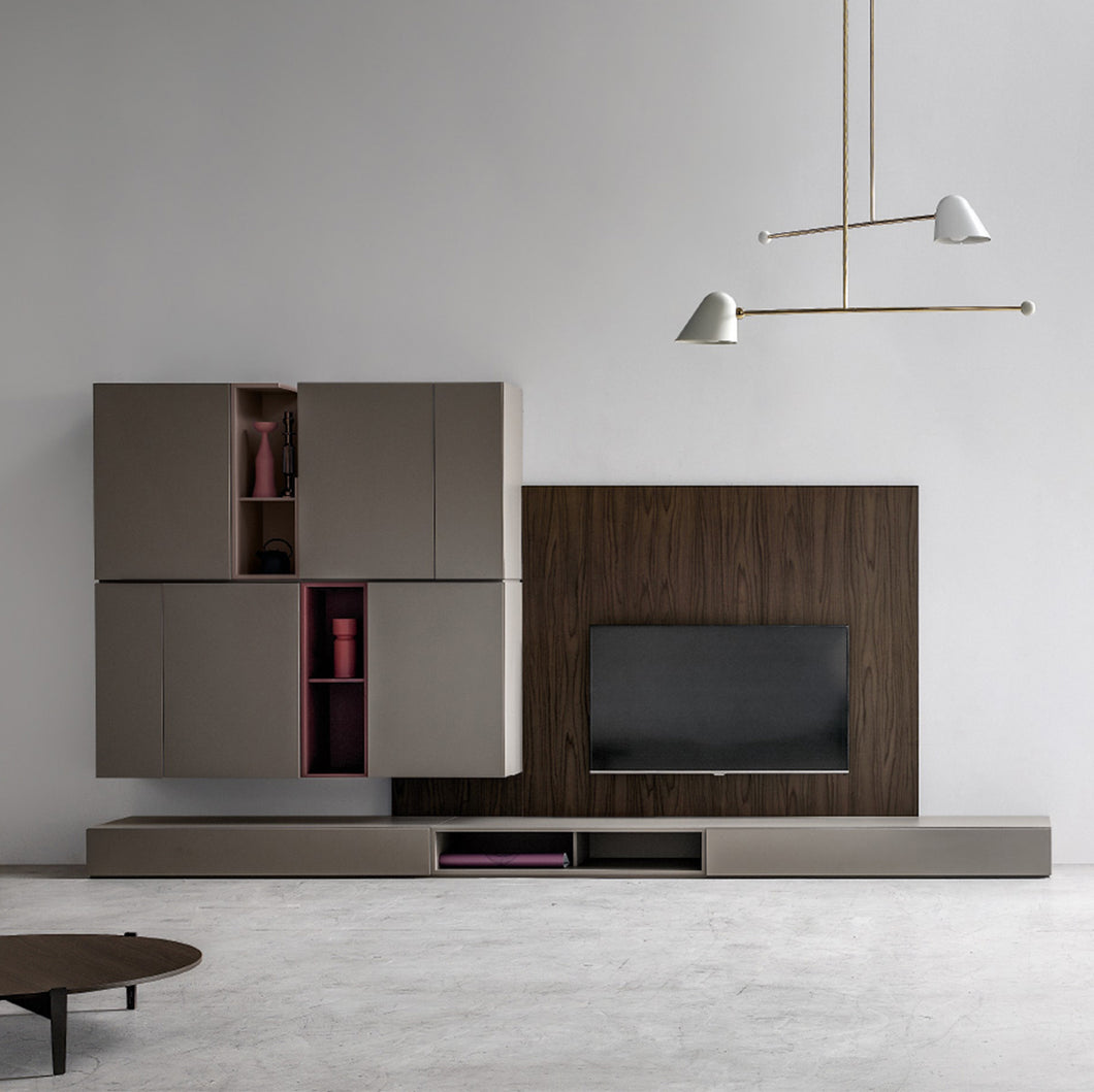 Tv unit Day Composition Ikona KV004 by Santa Lucia
