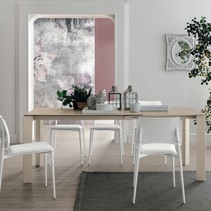 Extendable kitchen, dining table