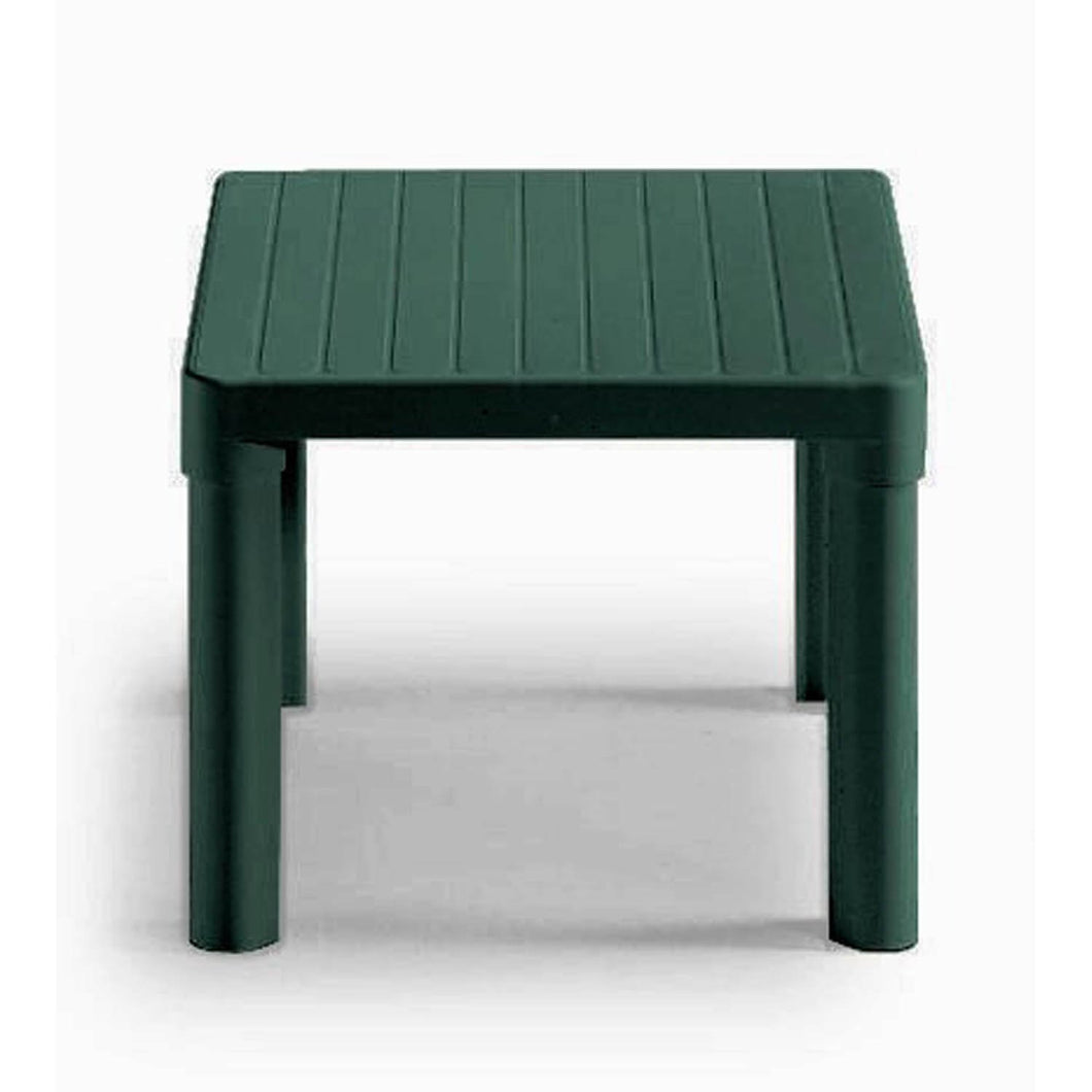 Tip 47 square resin garden side table by Scab Design - myitalianliving