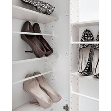 Load image into Gallery viewer, Linear Hallway shoe organiser with mirror door 50cm by Birex - myitalianliving