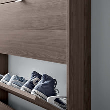 Load image into Gallery viewer, Space wall mounted 5 door shoe storage by Birex - myitalianliving