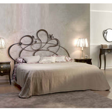 Load image into Gallery viewer, Anemone luxury wrought iron king size bed by Cosatto Letti