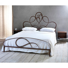 Load image into Gallery viewer, Wrought iron bed