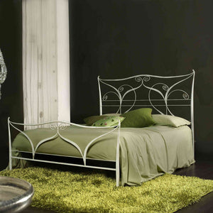 Klimt classic wrought iron bed