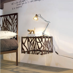 Gringo wrought iron king size bed