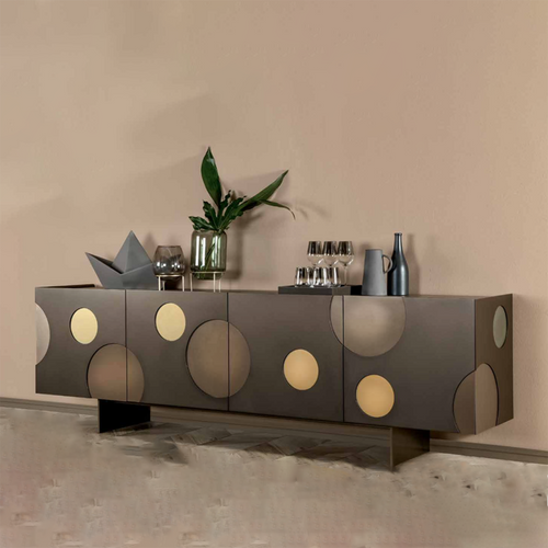 Matisse 3 doors sideboard by Tonin Casa