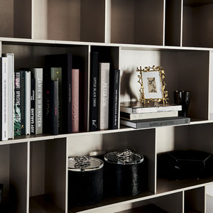 Wally freestanding bookcase by Cattelan Italia
