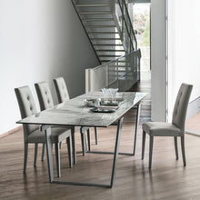Load image into Gallery viewer, Zeus 160 extending dining table