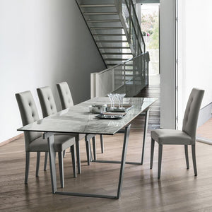 Zeus 160 extending dining table