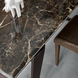 Porcelain stoneware top