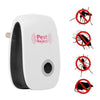 226 Electronic Ultrasonic Pest Control Repeller Anti Mosquito Repellent