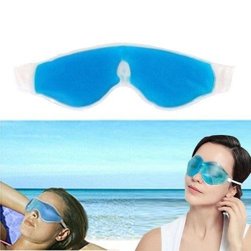 368 Plastic Cooling Gel Eye Mask