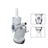 142 Plastic Manual Citrus Juicer with Waste collector & Vaccum locking system