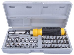 Your Brand Metal Power Tool Kit (Multicolor, 55-Pieces)