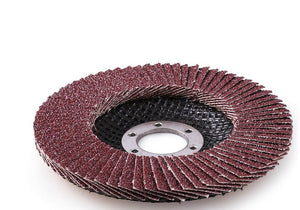 426 Abrasive Flap Disc Sanding Grinding Wheel, Polishing Wheel Grinding Disc (100 X 16 mm)