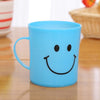 744 Unbreakable Plastic Coffee-Milk Fancy Smiley Mug