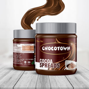 053 Chocotown Spreads Cocoa spread