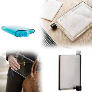 137 A5 Size Notebook Plastic Bottle (Any olor)