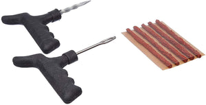 392_Auto Tubeless Tire Tyre Puncture Plug Repair Kit Tools Set