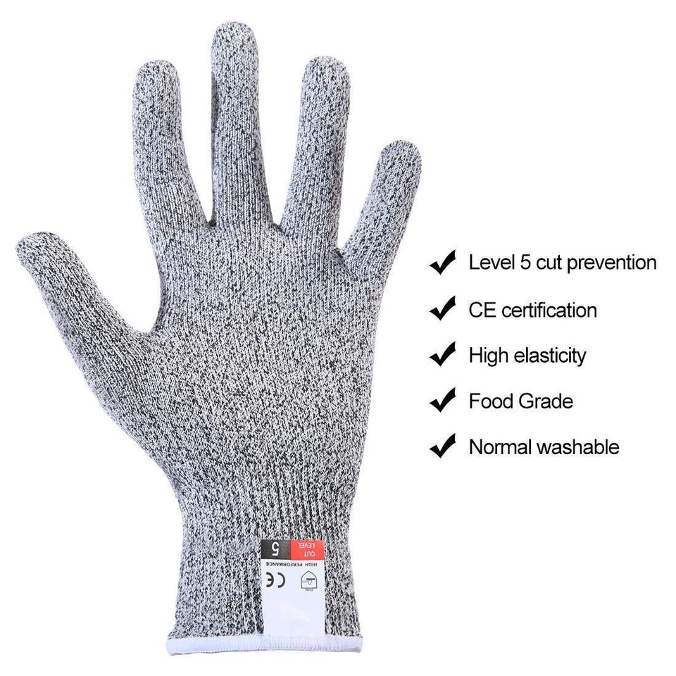 715 Level 5 Protection Cut Resistant Gloves (1 pair)