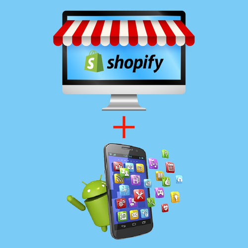 Shopify Store with Android Application