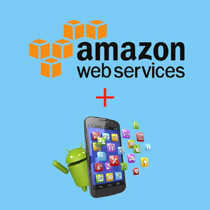 AWS website with android Application