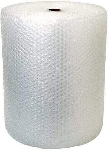 538 Bubble Wrap Packing Material, 220 GSM Thickness, 2 feet width x 100 Meter role