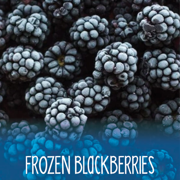 Frozen Triple B Blackberries