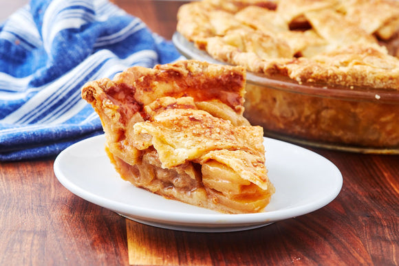 Mrs. B's Honeycrisp Apple Pie
